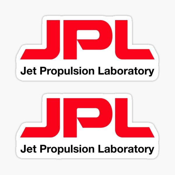 JPL Sticker