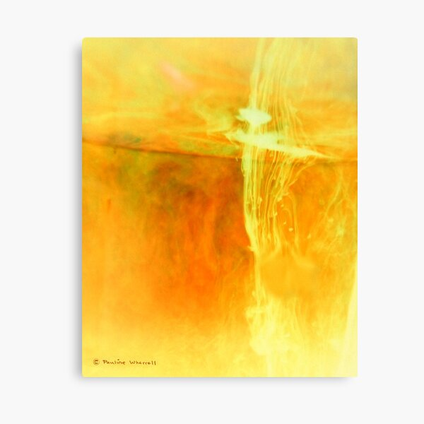 Beyond the cross Canvas Print
