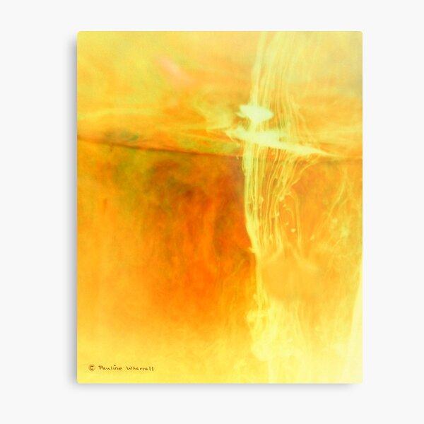Beyond the cross Metal Print