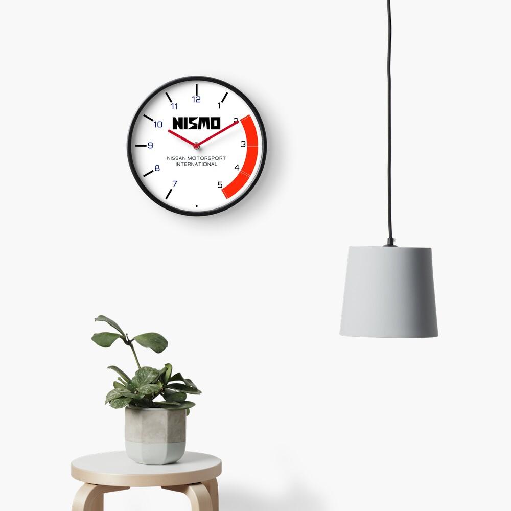 Nismo Racing Clock Clock