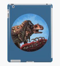 Dinosaur Cannibalism iPad Case/Skin