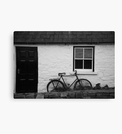 Front Door Canvas Print