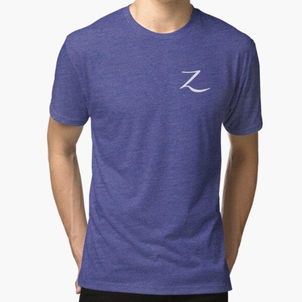 Classic Z Logo tee Tri-blend T-Shirt