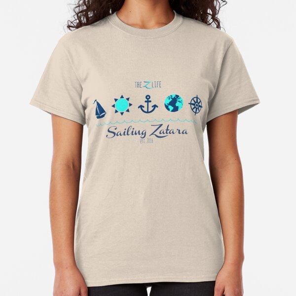 Sailing Zatara Icons Logo Classic T-Shirt