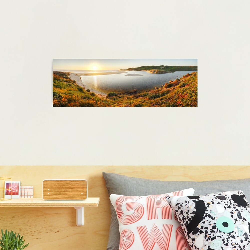 Margaret River Mouth, Western Australia Photographic Print