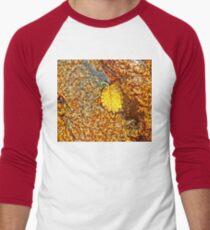 Premature Autumn Aspen Leaf T-Shirt