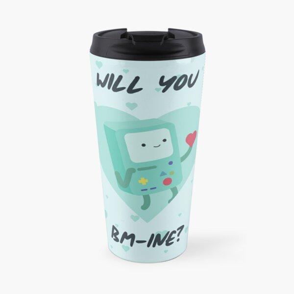 Will You BM-Ine? (Adventure Time) Travel Mug