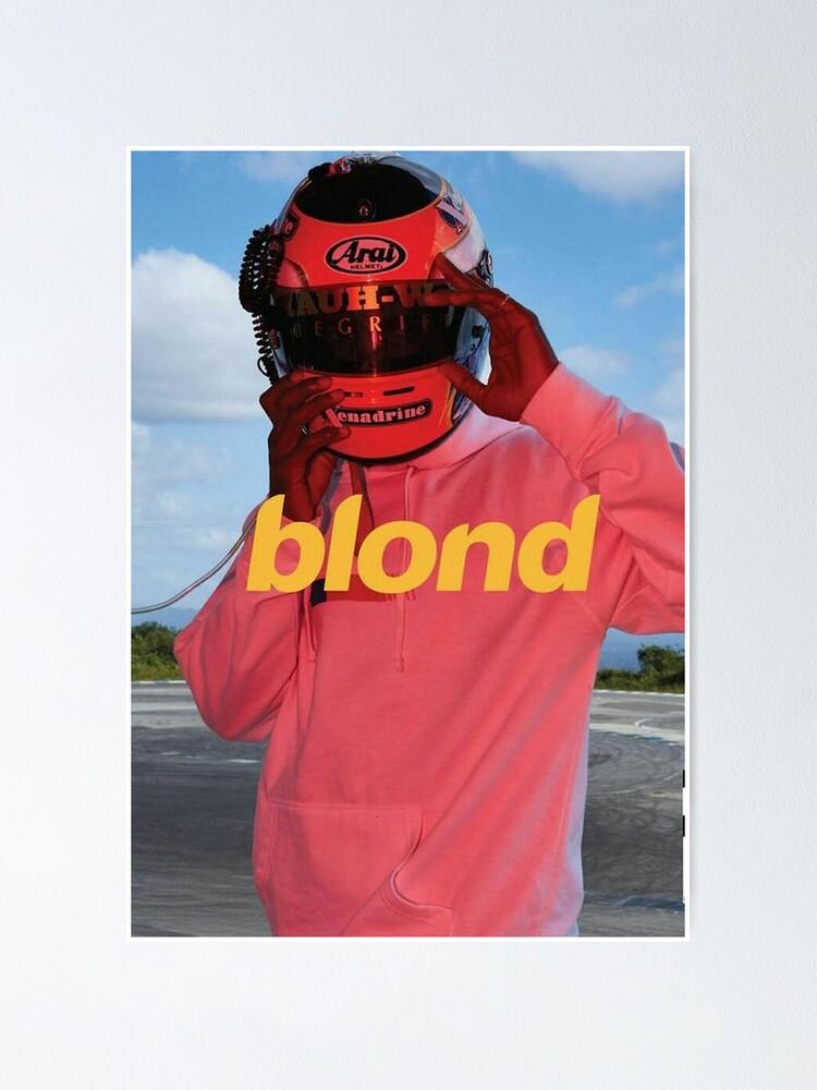 Alternate view of Blond Frank Ocean Poster Poster