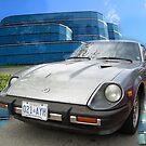 A Classic...... '69 Datsun 240 Z by Larry Llewellyn