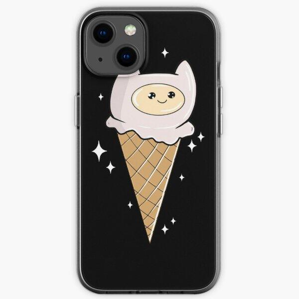 Finn Icecream iPhone Soft Case