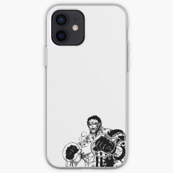 Charlotte Katakuri - Manga (Phone case) Coque souple iPhone