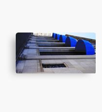 Right Side Down Canvas Print