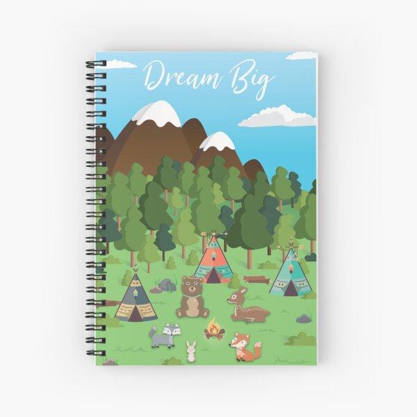 Dream Big Spiral Notebook