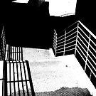 Shadows on some Spanish Steps # 4 by ragman