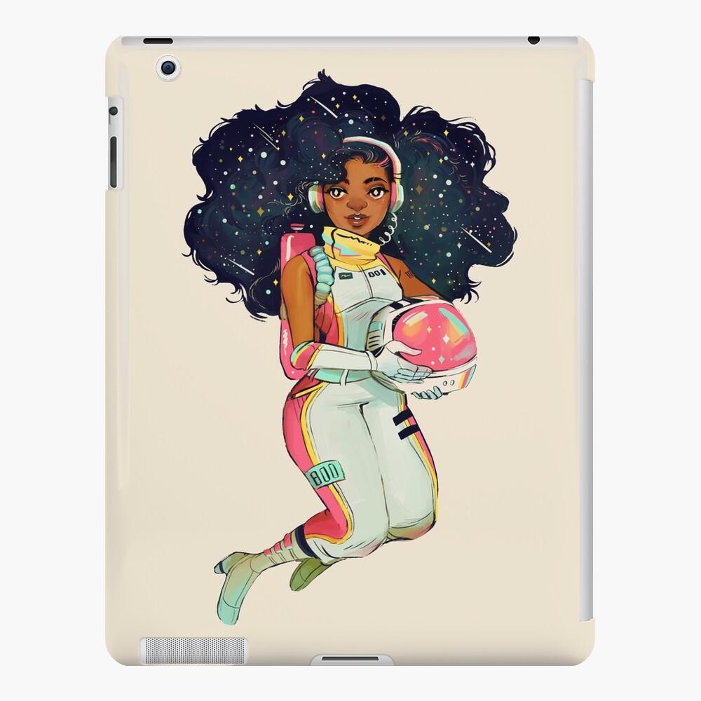 S P A C E iPad Case & Skin