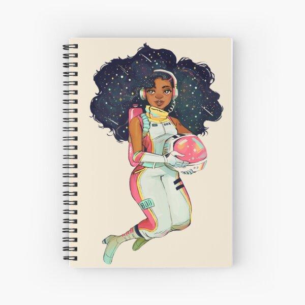 S P A C E Spiral Notebook
