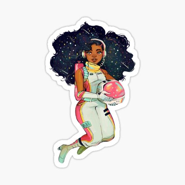 S P A C E Sticker