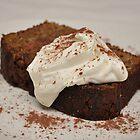 Tiramisu Cake by Kyoko Beaumont