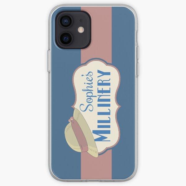 Sophie's Millinery Coque souple iPhone