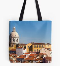Alfama, Lisboa Tote Bag