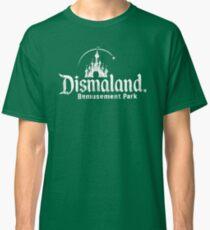 Black and white Dismaland Classic T-Shirt
