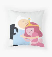 Adventure Cuddles (Adventure Time) Floor Pillow