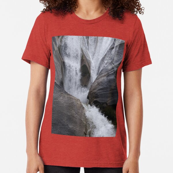Waterfall Tri-blend T-Shirt