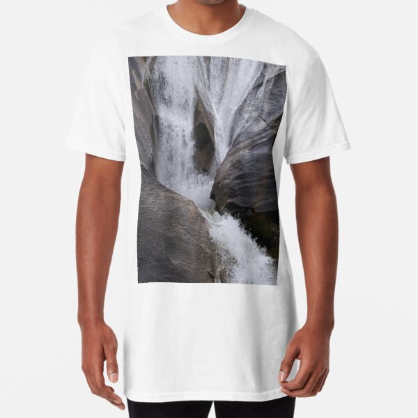Waterfall Long T-Shirt