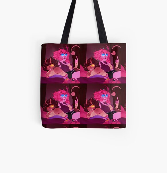Friends [Dungeons and Dragons Characters] All Over Print Tote Bag
