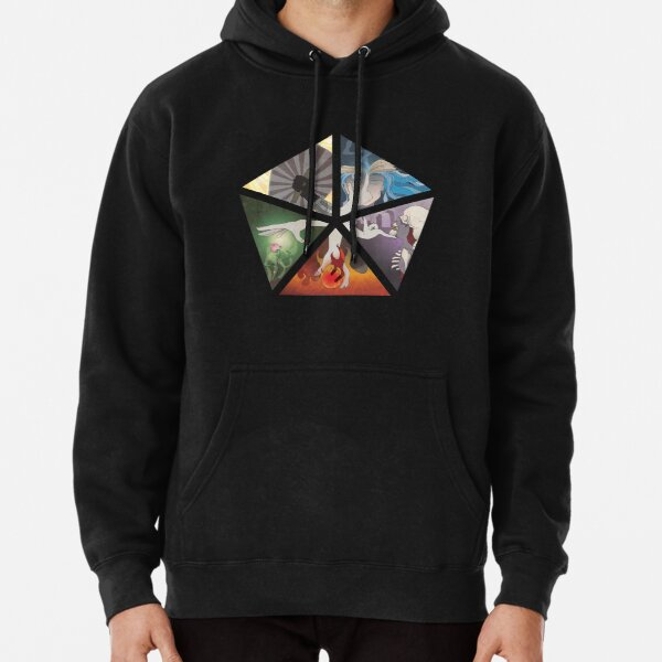 Mana Cycle Pullover Hoodie