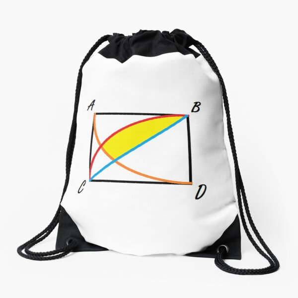 #envelope #mail #isolated #business icon email white message Drawstring Bag