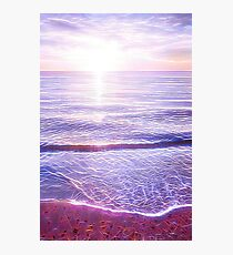 Europa Sunset  Photographic Print