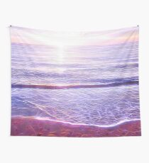 Europa Sunset  Wall Tapestry