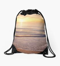 Mystic Sunset  Drawstring Bag