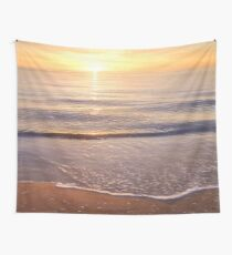 Mystic Sunset  Wall Tapestry