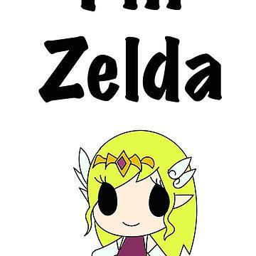 I'm Zelda by Elora0321