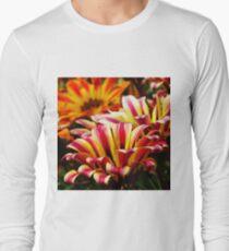 Gazania Long Sleeve T-Shirt