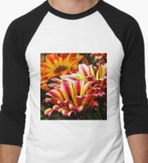 Gazania Baseball ¾ Sleeve T-Shirt