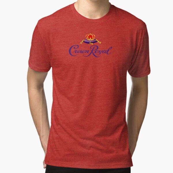 Crown Royal Tri-blend T-Shirt