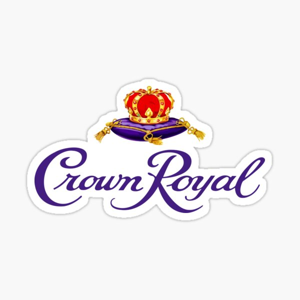 Couronne royale Sticker