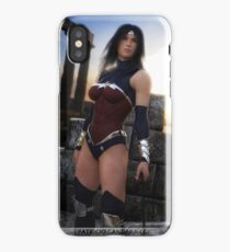 WonderWoman iPhone Case/Skin