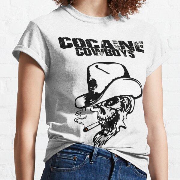 Cocaine Cowboys / Skull / Death Design Classic T-Shirt