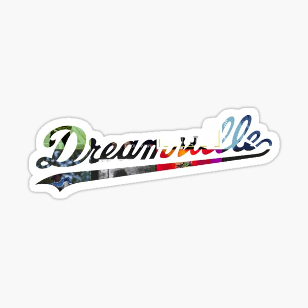 Every J Cole Project - Dreamville Logo Sticker