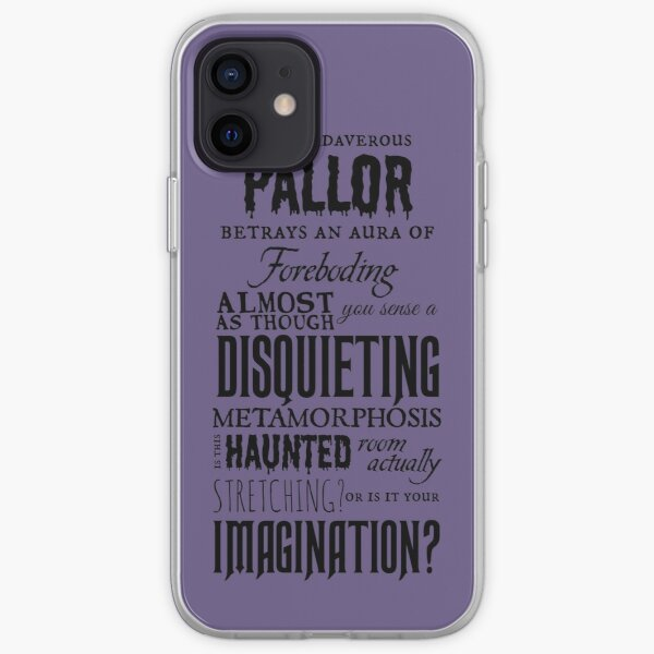 A Disquieting Metamorphosis iPhone Soft Case