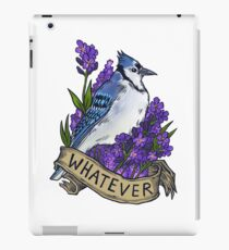 Whatever iPad Case/Skin
