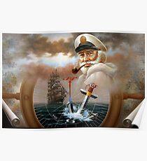 Sea Captain 2 Poster
