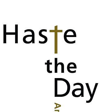 Haste the Day American Love by marekmutch