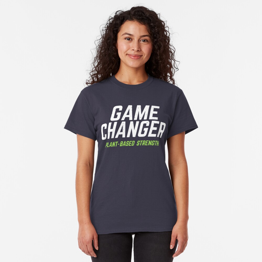 Game Changers Plant Based Strength Classic T-Shirt