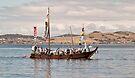 Japanese Hachoro boat replica by Odille Esmonde-Morgan