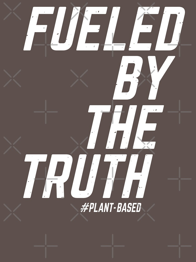 Game Changer Fueled by the Truth plant-based by PlantVictorious